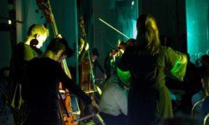 Daniel Cross & Rosa Ensemble