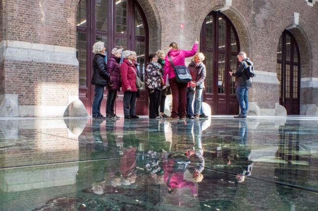 Architectuurrondleiding Antwerpen