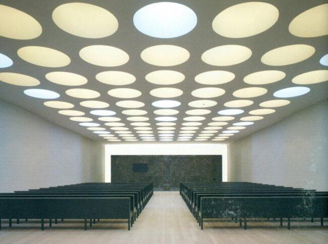 Crematorium Heimolen in Sint-Niklaas (Claus en Kaan Architecten)