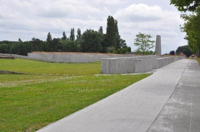 Crematorium Uitzicht in Kortrijk (architect: Eduardo Souto de Moura) Foto: Marc Dubois