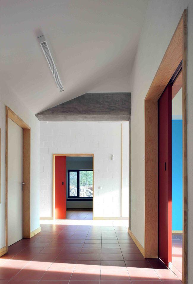 Het Gielsbos, Dierendonckblancke architecten (Foto: Filip Dujardin)