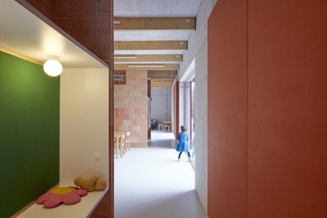 Oude God bko & jeugdlokalen, KPW architecten (Foto: André Nullens)