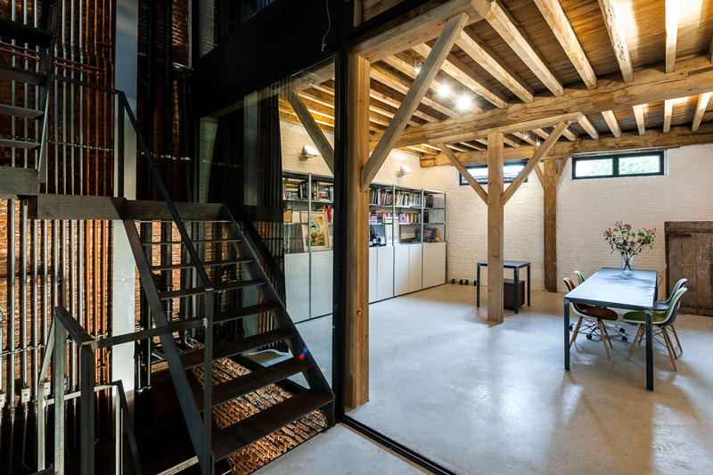 Pakhuis 't Glorie, sculp[IT]architecten BVBA (Foto: Luc Roymans)