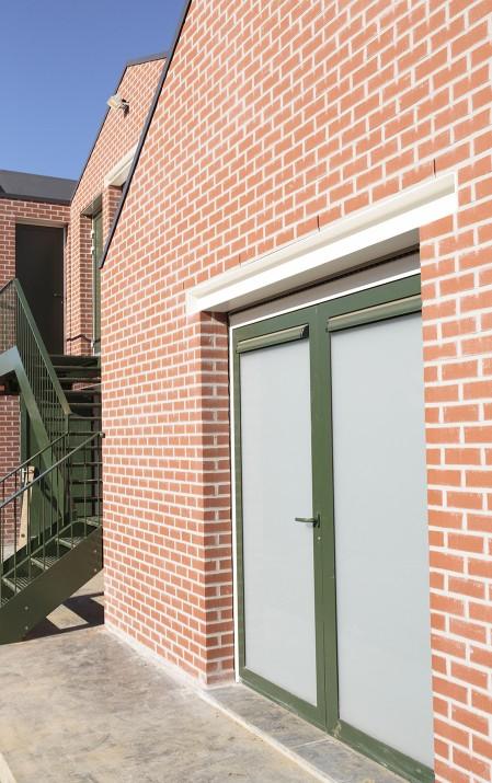 Scoutslokaal Sint-Aloysius, osar architecten (Foto: osar architecten)