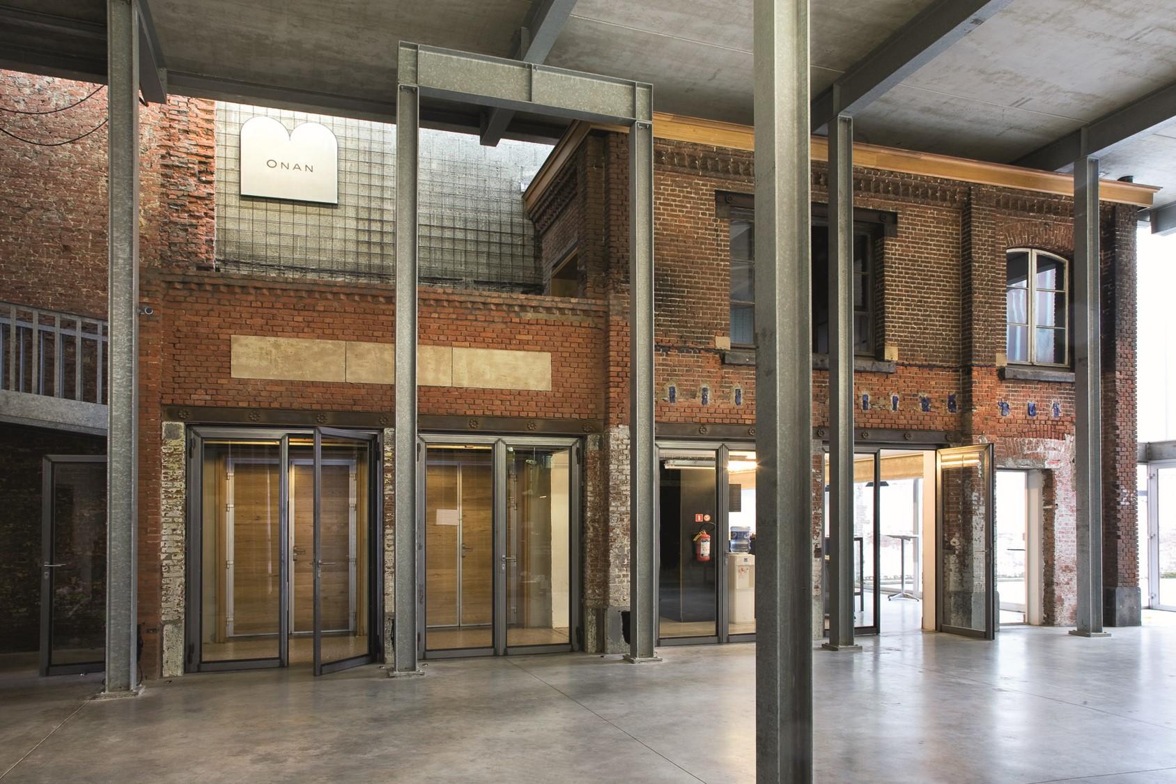 Troubleyn-Laboratorium, Jan Dekeyser (Foto: Ilse Liekens)