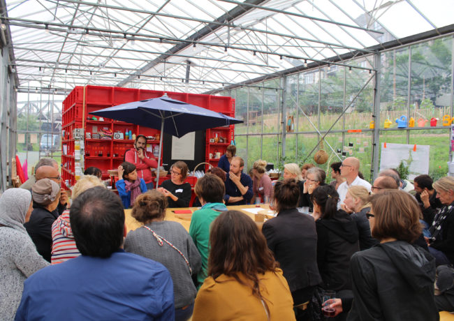 Parckfarm, Alive Architecture & Taktyk