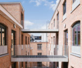 Campus National Thomas More, FVWW (Frederic Vandoninck Wouter Willems architecten) & MikeViktorViktor architects, A2D Architects (Foto: Olmo Peeters)