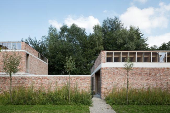 Atelierwoning, raamwerk i.s.m. Van Gelder Tilleman (Foto: Stijn Bollaert)