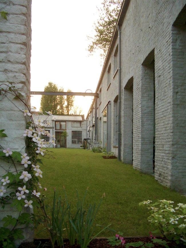 Reconversie industrieel pand, Axel Devroe (Foto: Axel Devroe)
