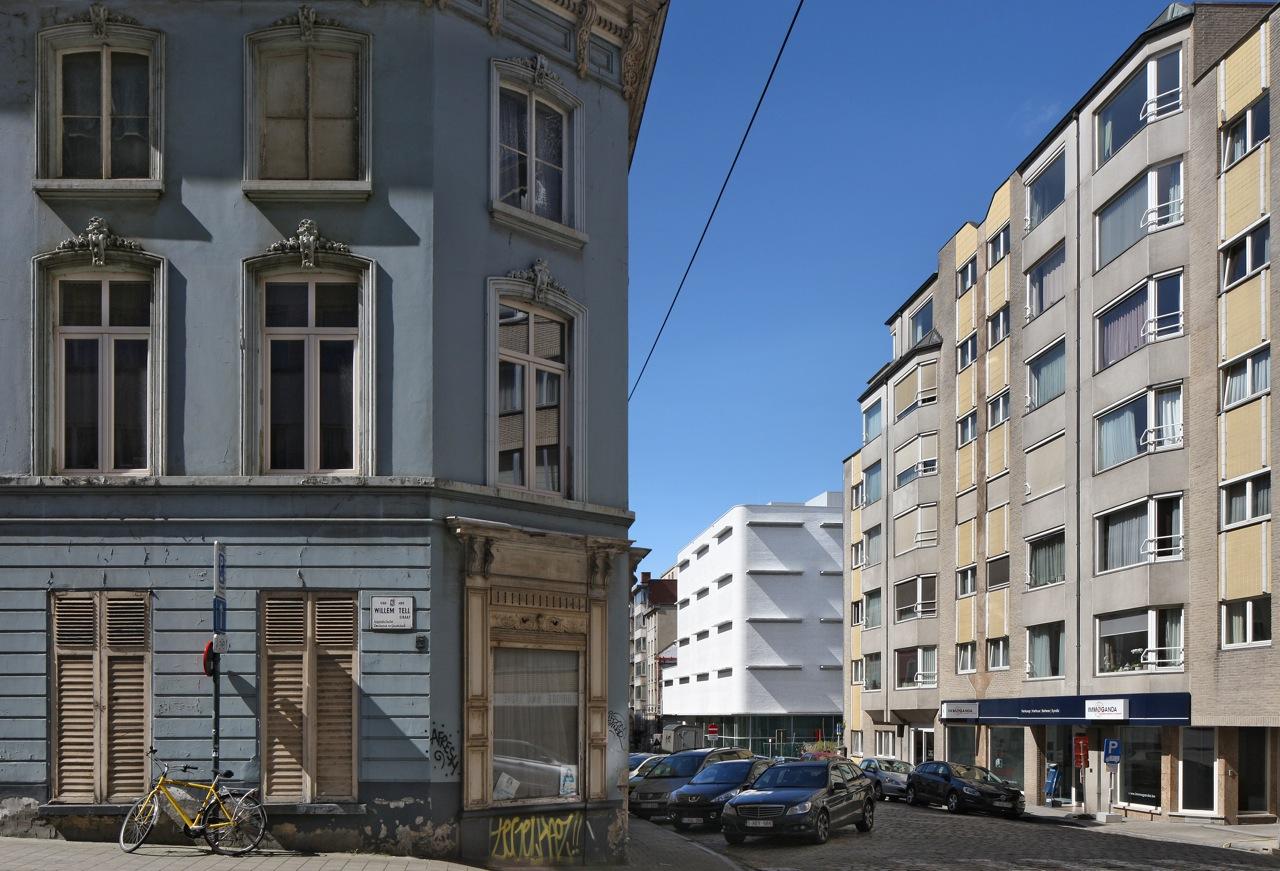 Rijksarchief Gent, Robbrecht en Daem Architecten (Foto: Filip Dujardin)