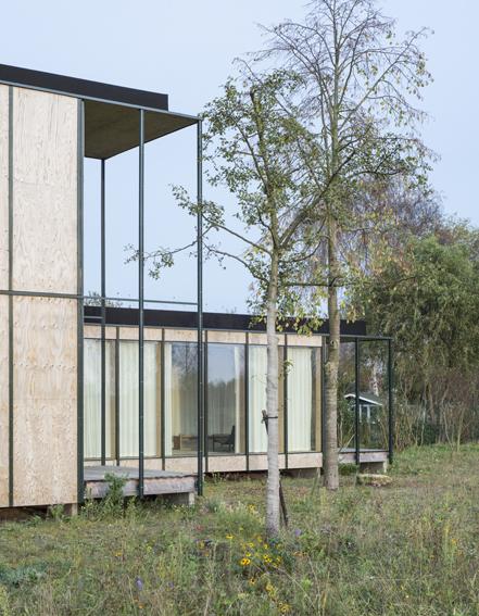 Weekendhuis Wachtebeke, GAFPA (Foto: GAFPA)