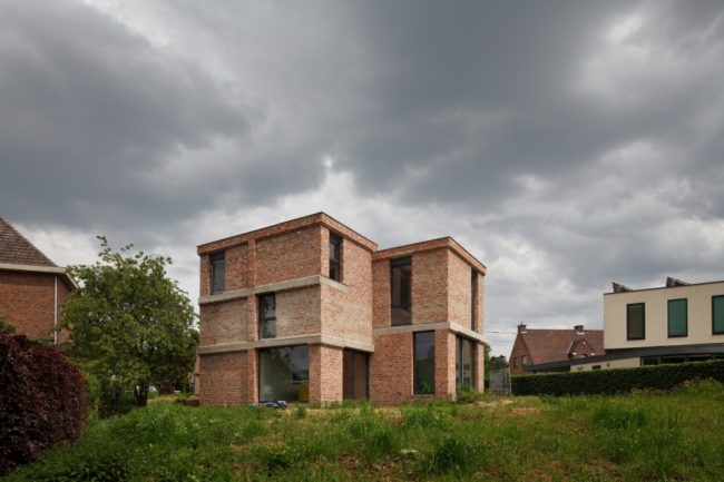 Woning dnA, BLAF architecten (Foto: Stijn Bollaert)