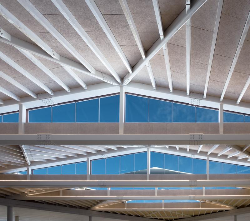 Bibliotheek Waregem, Robbrecht & Daem Architecten en Goedefroo+Goedefroo Architecten (Foto: Kurt Beyers)