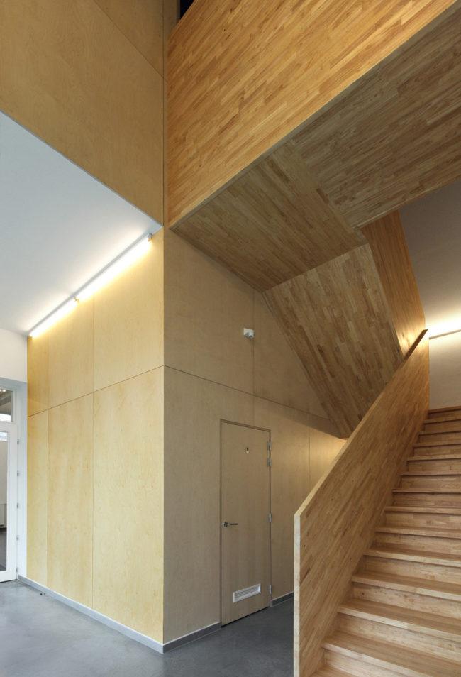 Dorpshuis Westvleteren, Atelier Tom Vanhee (Foto: Filip Dujardin)