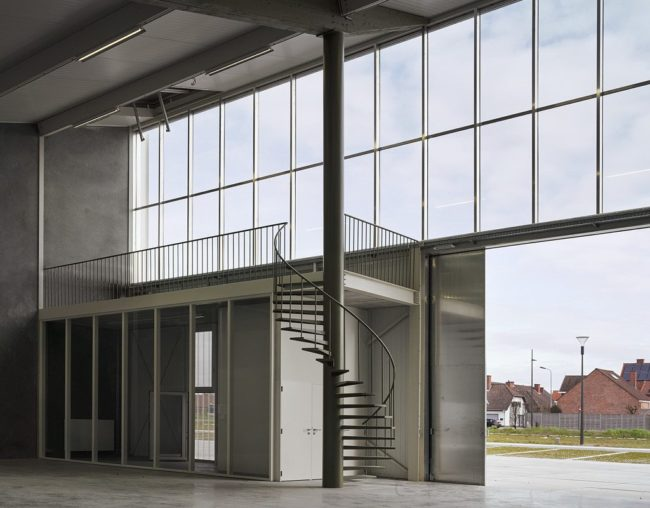 't Werkpand Waregem, OFFICE Kersten Geers David Van Severen (Foto: Bas Princen)