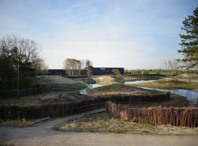 Zwin Natuur Park, Coussée & Goris architecten, GAFPA (Foto: Coussée & Goris architecten)