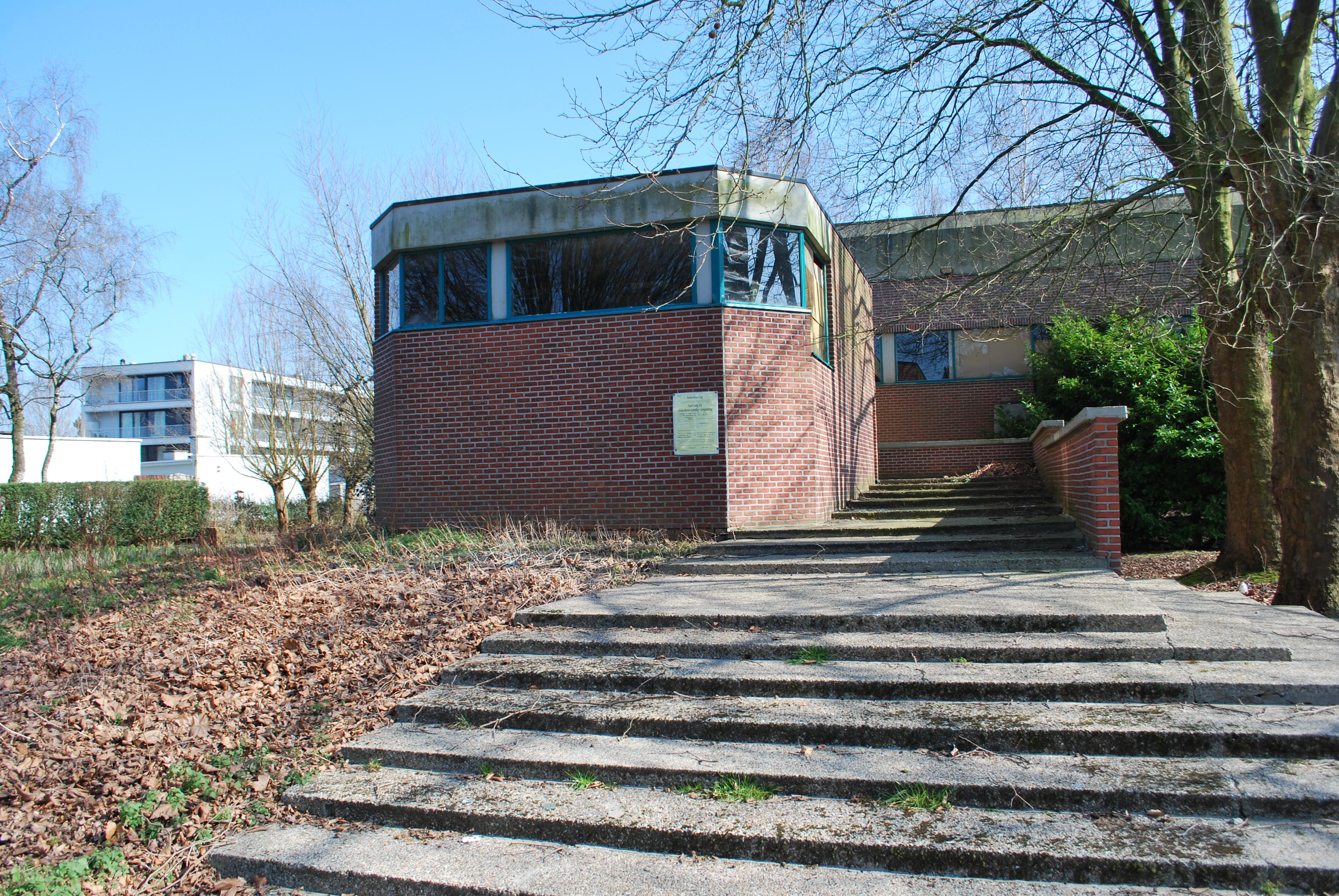 Heilig Kruiskerk, Marc Dessauvage, Willebroek