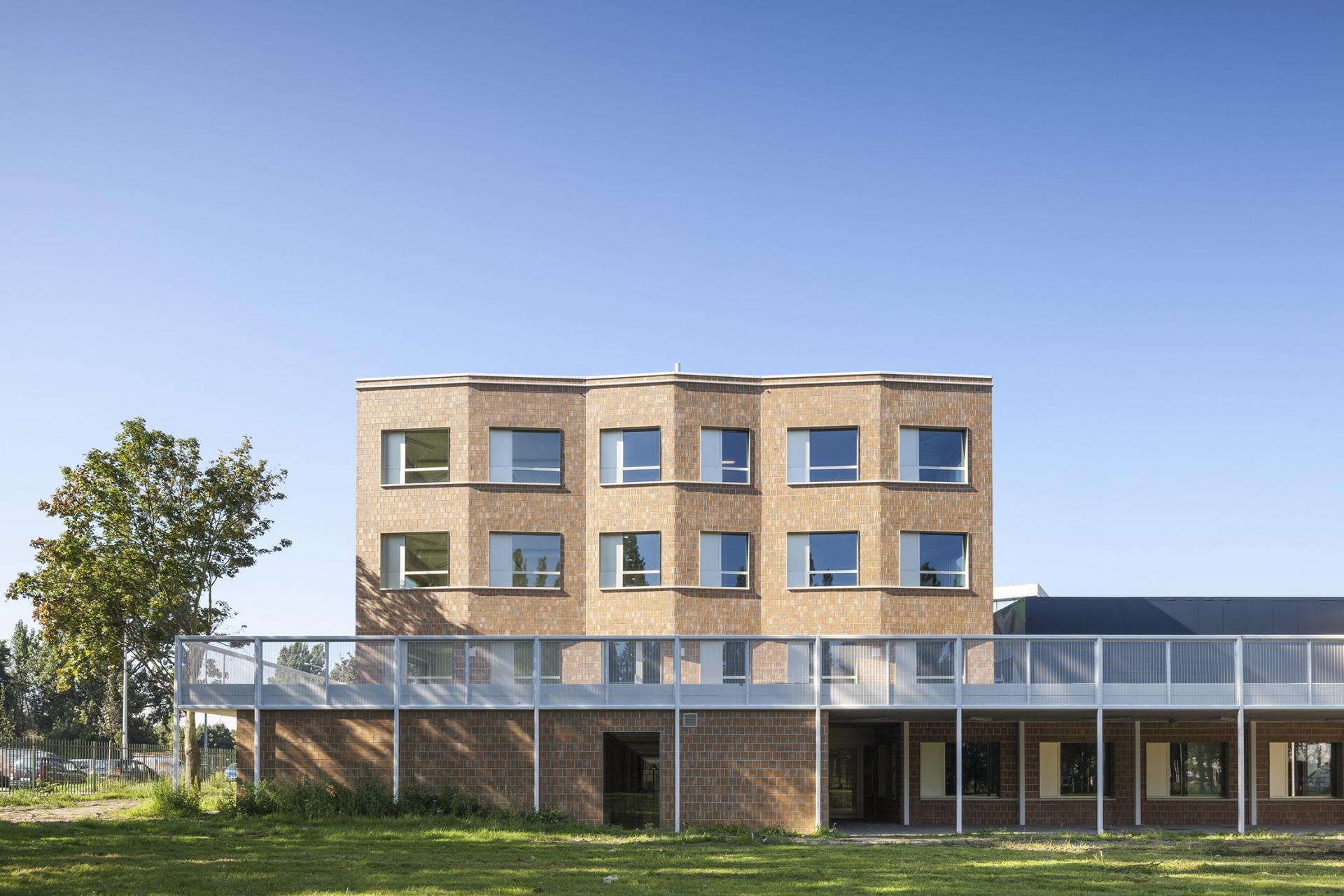 D a freinetschool de kring festival van de architectuur for Dat architecten