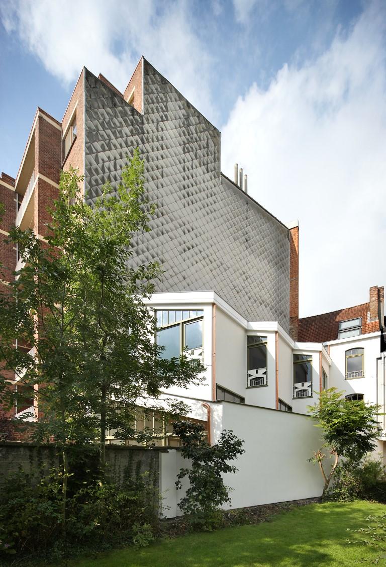 De Kleine Prins, Dhooge en Meganck Architectuur (Foto: Filip Dujardin)