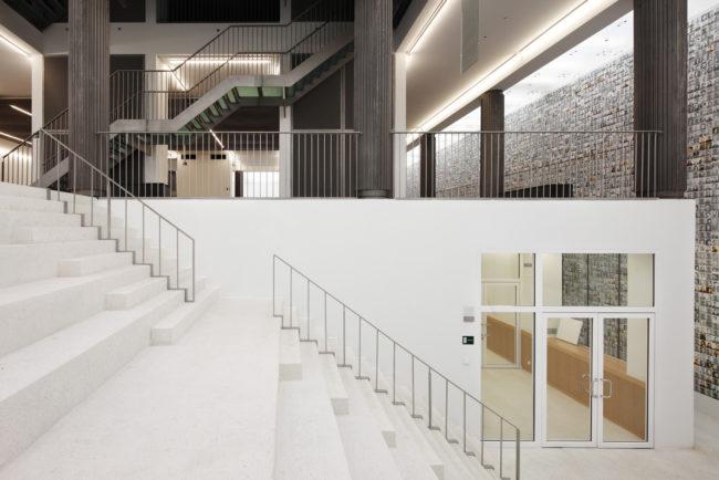 Museum en memoriaal Kazerne Dossin, Mechelen, AWG architecten (Foto: Stijn Bollaert)