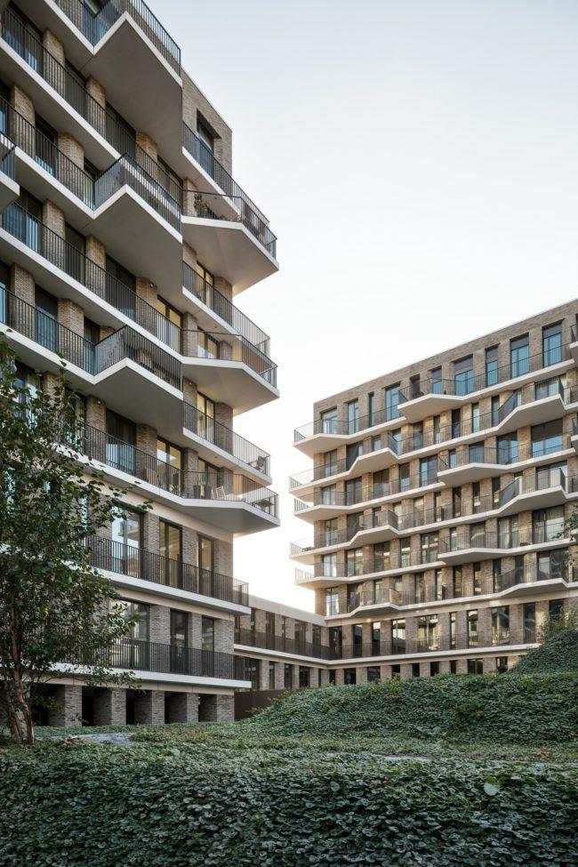 Cadiz, POLO Architects en META architectuurbureau (Foto: Stijn Bollaert)