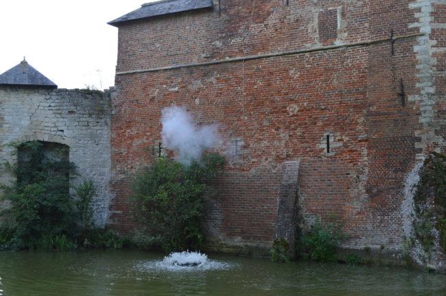 Chaim van Luit - photoshop fontein (Foto: Chaim van Luit)