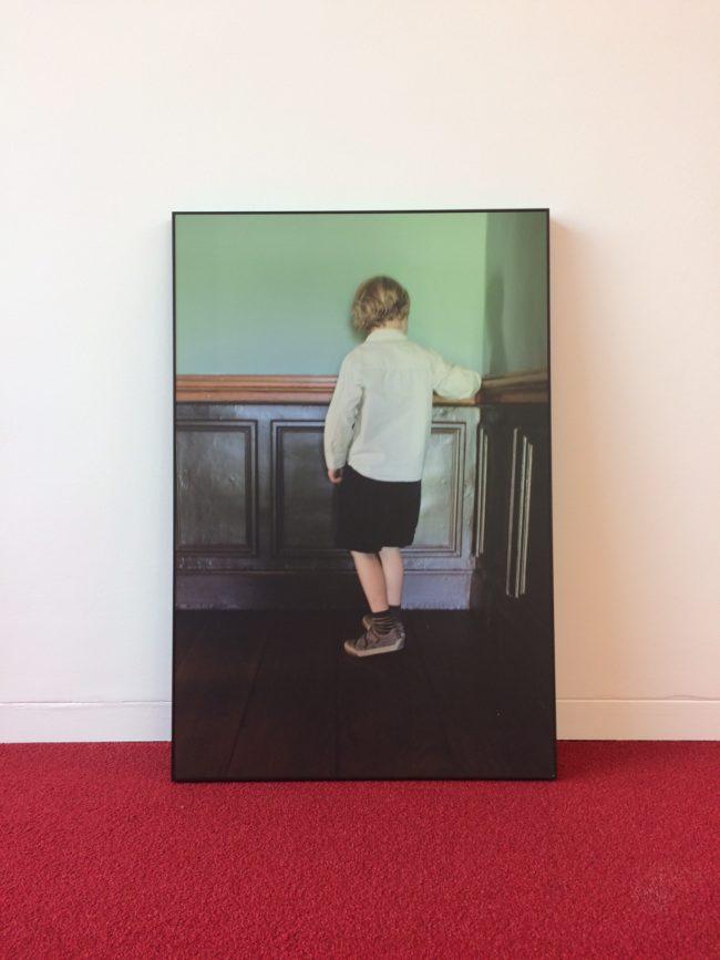Leo Van Broeck, foto uit Atelier BWMSTR, 60x90cm