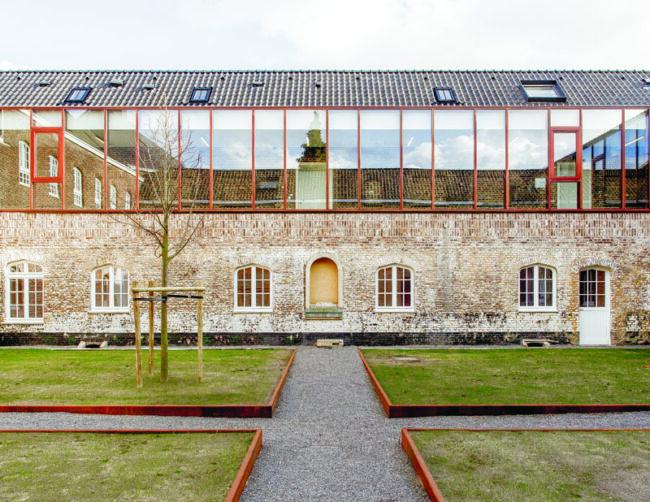 Clarenhof, a2o architecten (Foto: Franky Larousselle)