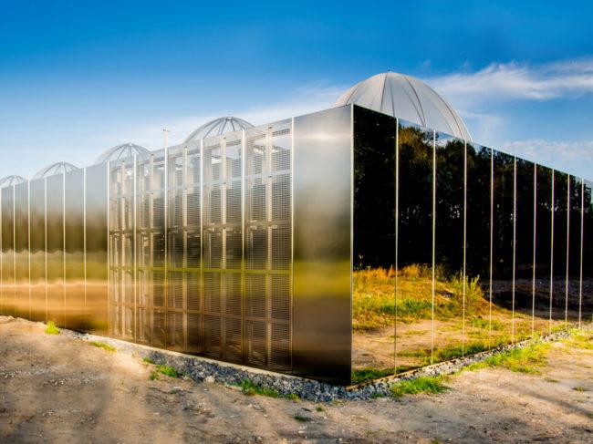 Ecotron UHasselt Maasmechelen, noAarchitecten (Foto: UHasselt)