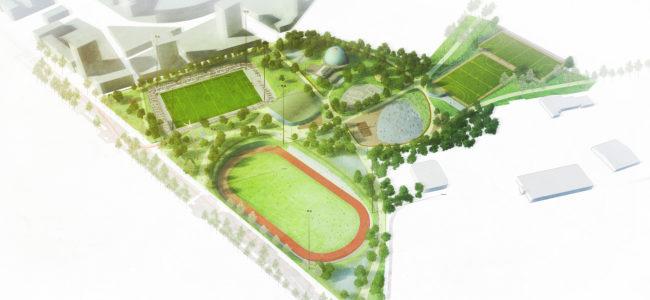 Sportpark Heizel (Foto: Omgeving)