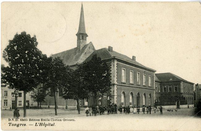 Sint-Jacobsgasthuis, Tongeren (Foto: Stad Tongeren)