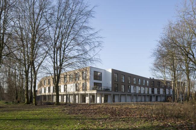 Woonzorgcentrum Machelen (Foto: Korteknie Stuhlmacher Architecten)