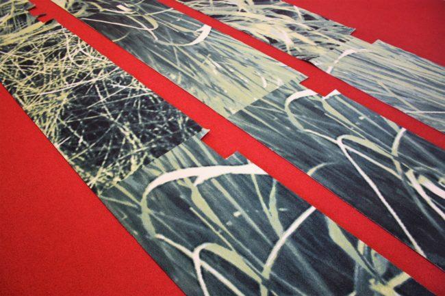 deSingel, Tapijten naar een ontwerp van Petra Blaisse (Inside/Outside)