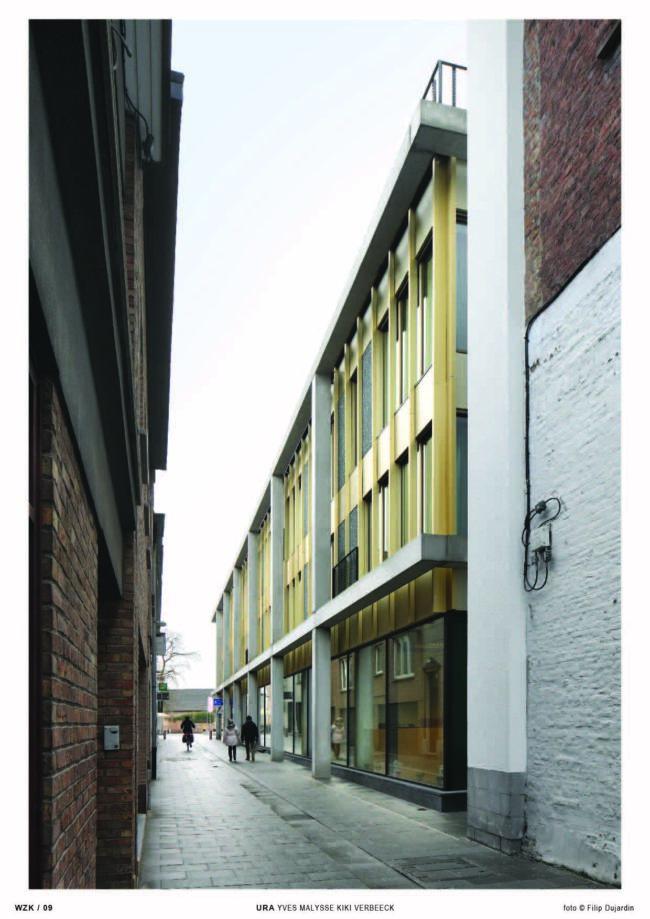 Woonzorgcentrum Sint-Vincentius Kortrijk, URA (Foto: Filip Dujardin)