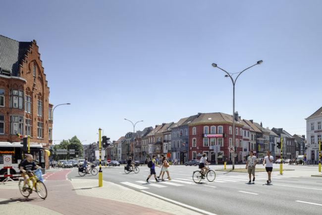 Stadsboulevard (Foto: Olmo Peeters)