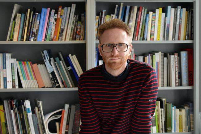 Peter Vanden Abeele (Stadsbouwmeester Gent)
