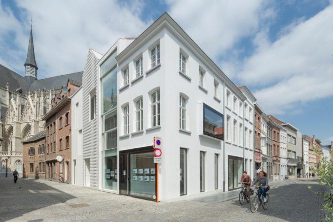 Huis van Lorreinen, Mechelen (Foto: Sergio Pirrone)