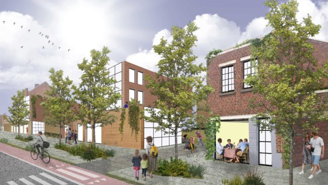 Raeymaekersstraat - Atelier X
