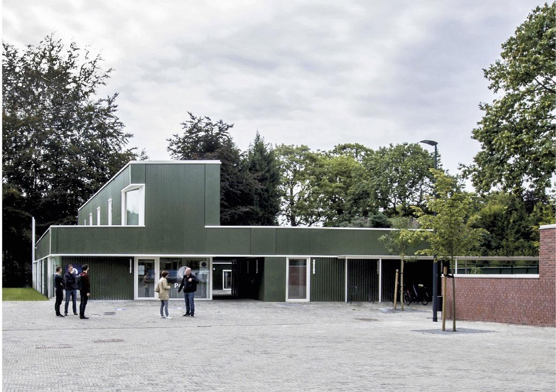 Boechout Midden, Frederic Vandoninck Wouter Willems Architecten, Bulk Architecten, BUUR   bureau voor urbanisme (Foto: Thomas Vandecasteele)