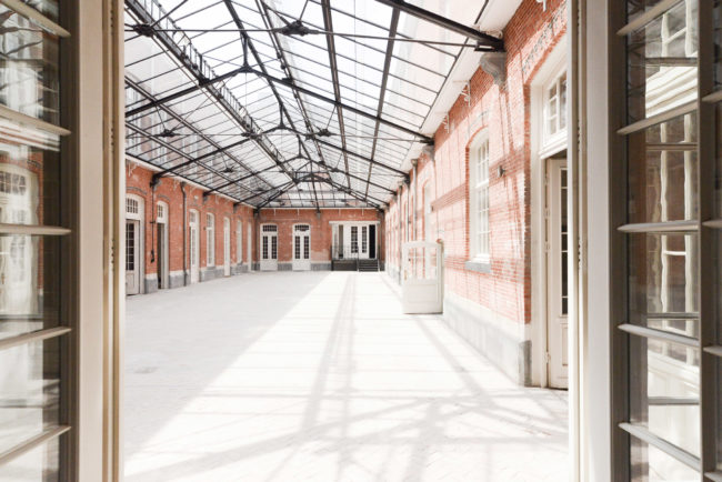 Areal binnenplaats (Foto: Areal Architecten cvba)