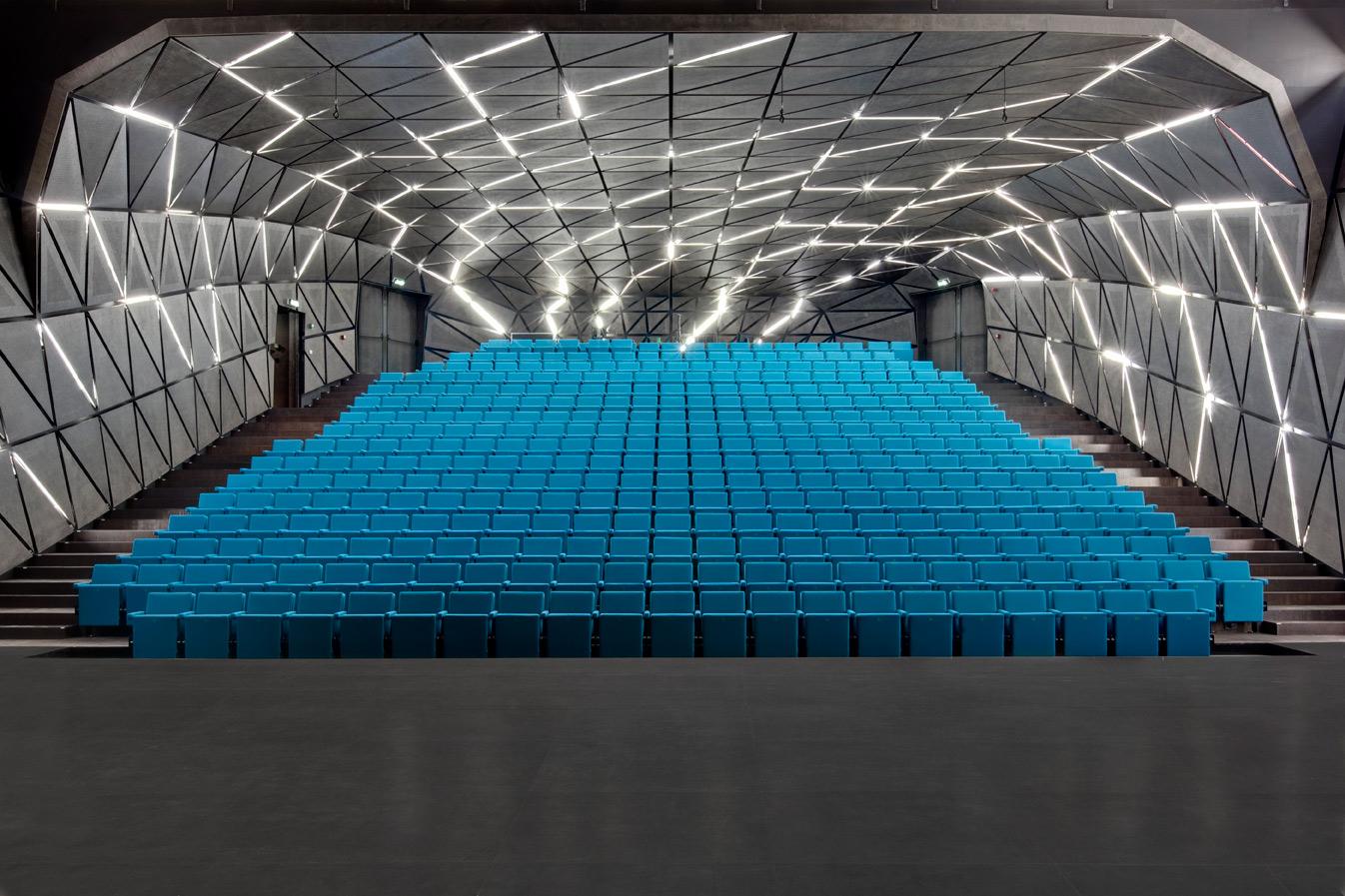 De Grote Post, B-architecten (Foto: Christophe Van Couteren)