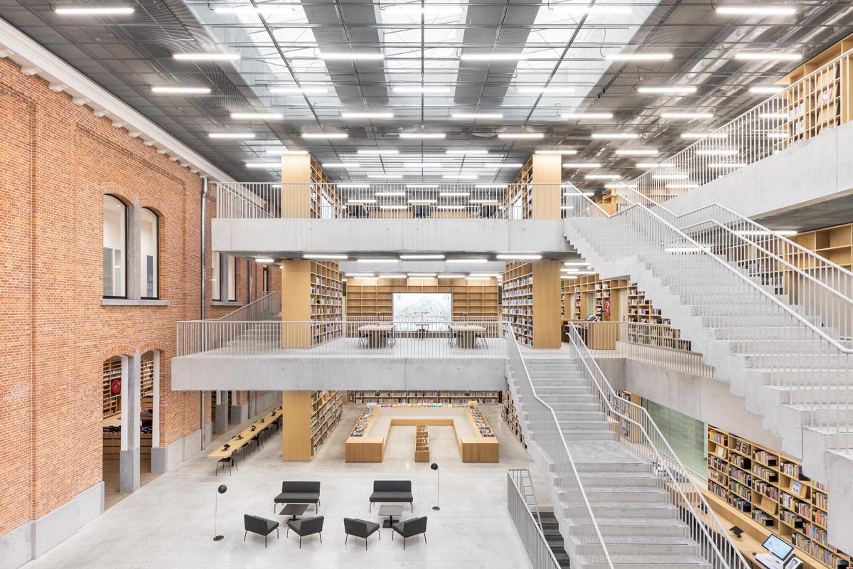 Utopia, KAAN Architecten (Foto: Delfino Sisto Legnani & Marco Cappelletti)