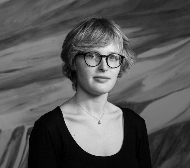 Geneviève Gilbert (foto: Wouter Maeckelberghe)