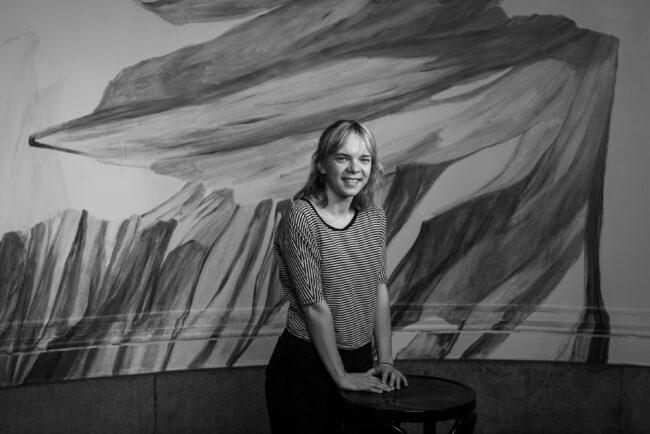 Martha Kennis (foto: Wouter Maeckelberghe)