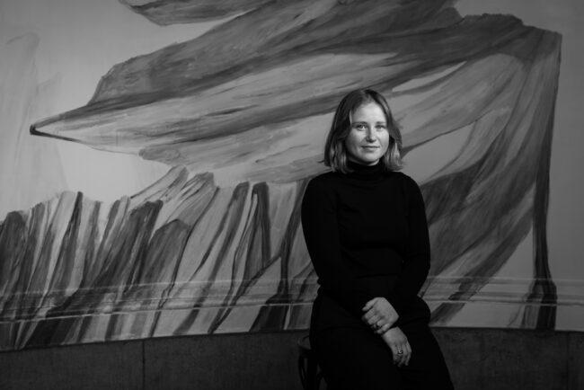 Milène Senden (foto: Wouter Maeckelberghe)