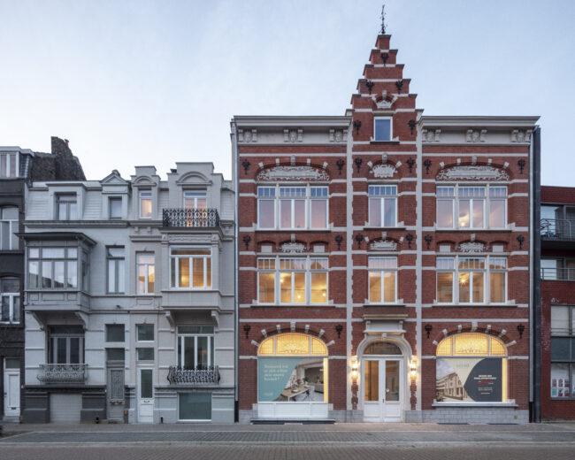 COOST, Declerck-Daels Architecten, (foto: Tim Van de Velde)