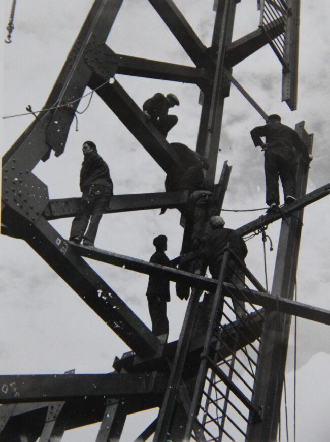 Unfolding the Archives #4: Bouwbedrijven (foto: VAi Collectie)