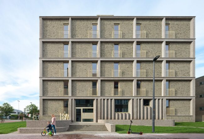 De Boeg Oostende, Korth Tielens Architecten (foto: Dennis De Smet)
