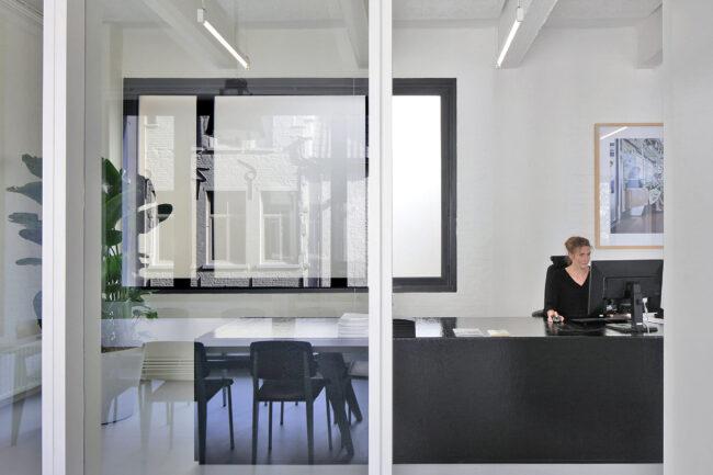 Kantoren META Antwerpen, META architectuurbureau (Foto: Filip Dujardin)