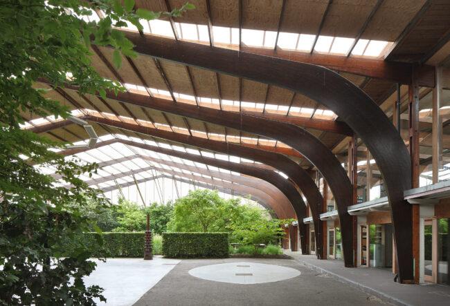 Studio Robbrecht en Daem architecten & Marie-José Van Hee architecten (foto: Filip Dujardin)